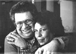 Aramis e Nana Caymmi